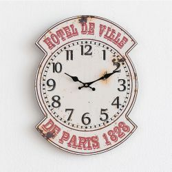 KLW2828R  Wall Clock