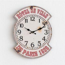 KLW2828R  Wall Clock