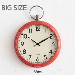 MW3239RD Wall Clock