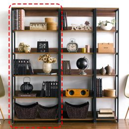 HB-800-Walnut  Bookcase