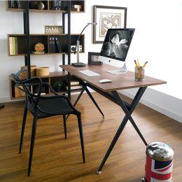 Xwork-Walnut  Desk