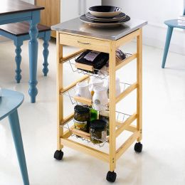 16JWKT-1007  Kitchen Cart