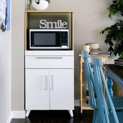 Bambi  Microwave Cabinet