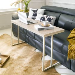Excel-1000-Ivory  Sofa Desk   (2인용)