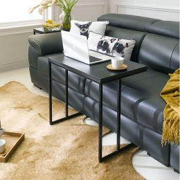 Excel-600-Black  Sofa Desk