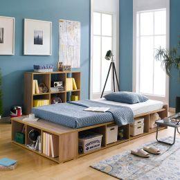 Dream-B  Super Single Storage Bed