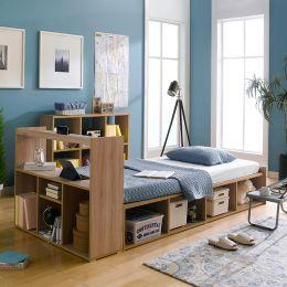 Dream-C  Super Single Storage Bed