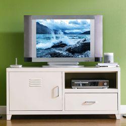 LLC-48A-Ivory  TV Stand