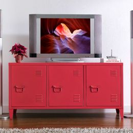 TVC-008-Red  TV Stand