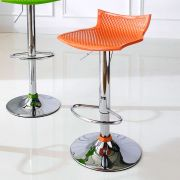 TF-845-Orange  Bar Stool