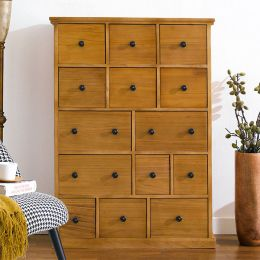 Selina  14-Drawer Chest