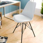 Liva-White  Chair