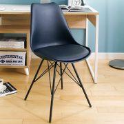 Liva-Blue  Chair