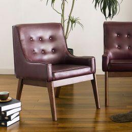 Nima-Wine  Single Chair
