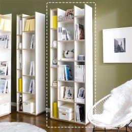 7162349ak  Capri Bookcase