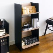HB-30-3  3-Shelf Mini Bookcase
