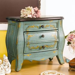 16614  Mini Jewelry Box