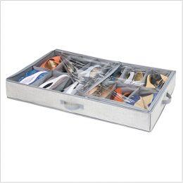 05303ES  Aldo Under Bed Shoe Storage Box