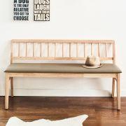 Miso-Nat-XL  Wooden Bench