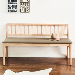 Miso-Nat-XL  Wooden Bench