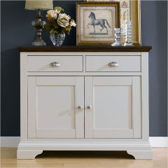HAMPSTEAD-Two Tones  Narrow Sideboard