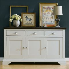 HAMPSTEAD-Two Tones  Wide Sideboard