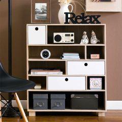 Botano Room-370-White Console