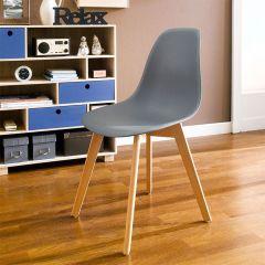 Scandi-Grey  Chair