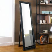 Karmen-Black Dressing Mirror