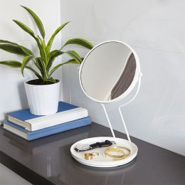 1005281-660 See Me-Wht Vanity Mirror