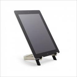 Udock Stand-Silver Tablet Holder