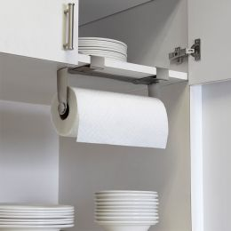 330070-410 Mountie Towel-Nickel Paper Towel Holder