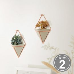 470753-633 Copper Wall Display (2 Pcs)