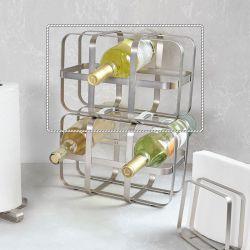 1005263-410 Pulse-Nickel Wine Rack
