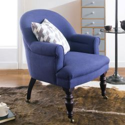 Blue Moon  Accent Chair