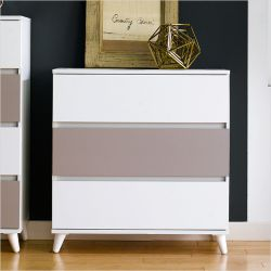 SG-803-IW 3-Drawer Chest