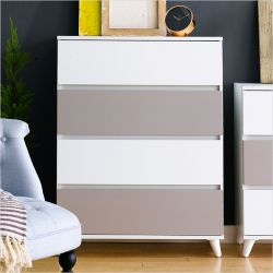 SG-804-IW 4-Drawer Chest