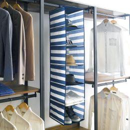 05630ES Rugby 6-Shelf Sweater Organizer