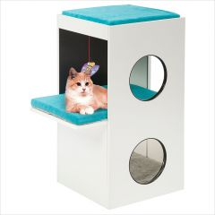 Blanco  Cat Furniture
