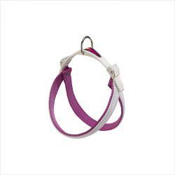 Agila Wht-Purp Perfect Fitting Harnesses