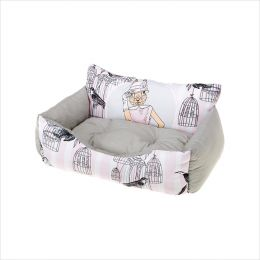 Royal 40 Lady Rabbit  Pet Cushion