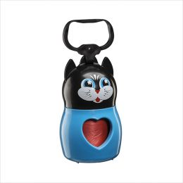 Dudu Animals-Cat  Hygienic Bags Holder