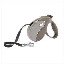 Amigo-MED Grey-Light  Retractable Leads