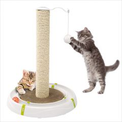 MAGIC TOWER  Entertainment Toy For Cats