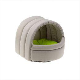 Alveo 40-House Brown  Pet Cushion