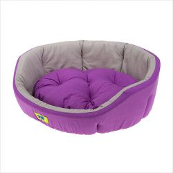 Diamante 45-Purple  Pet Cushion