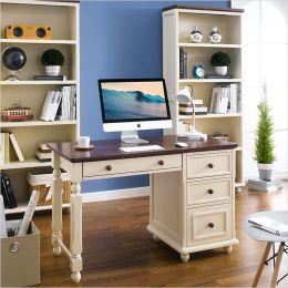 (0) Tara-White-Desk  Wooden Desk