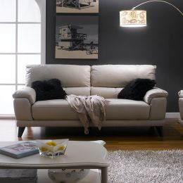 GL-10991-3S  Leather Sofa