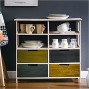 Catarina-4W  4-Drawer Chest