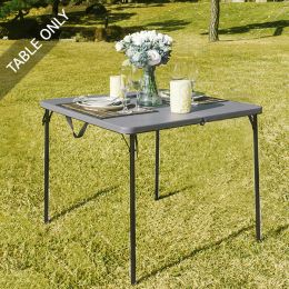 LF-86Z-Grey Folding Table